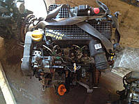 Двигатель Renault Kangoo 1.5 dCi, 2005-today тип мотора K9K 714