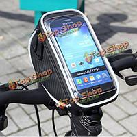 Roswheel Велоспорт руль сенсорный экран мобильного телефона мешок