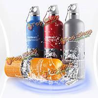 Feijian 600мл нержавеющей стали BPA бутылки воды бесплатно изолированные спорта для активного отдыха