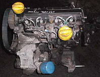 Двигатель Renault Grand ScÉnic III 1.5 dCi, 2009-today тип мотора K9K 830