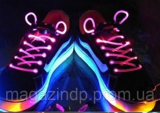 Светящиеся LED-шнурки - Интернет-магазин У Фёдора в Днепре