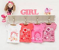 Футболки для девочек ТМ Фламинго, ластик (артикул 577-1006)