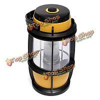 Портативный регулируемый светильник рыбная ловля пешие прогулки LED палатки кемпинга фонарь