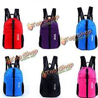 Легкий водонепроницаемый нейлон путешествия сумка рюкзак кемпинг рюкзак