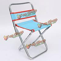 Новая мода стиль открытый портативный складной стул Кемпинг стул спинкой