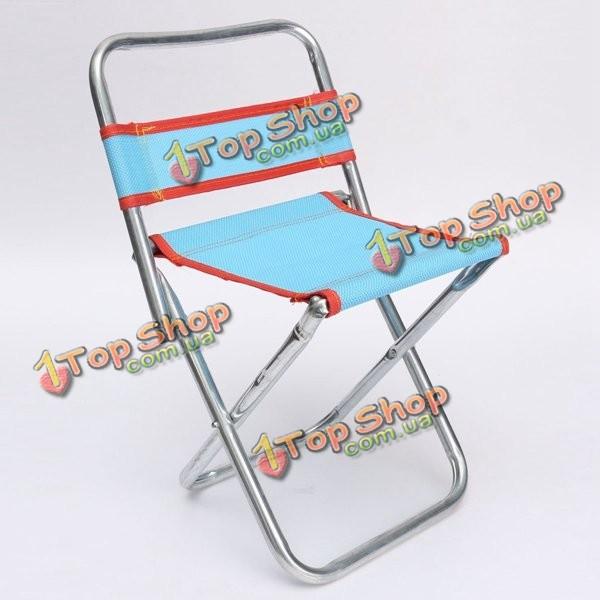 Новая мода стиль открытый портативный складной стул Кемпинг стул спинкой - ➊TopShop ➠ Товары из Китая с бесплатной доставкой в Украину! в Киеве