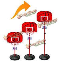 1.6м 2м баскетбол стоит регулируемая по высоте баскетбол стенды кадра железа и железный прут