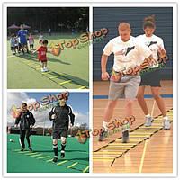 21-цепь 8м ловкость скорость лестница футбол обучение скорость ловкость
