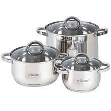 Набор посуды MR2120-6L Maestro