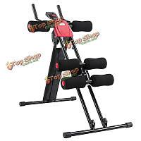Фитнес живота талии машины красотки аб мышц силовой тренировки тренажерами