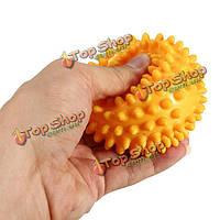 6см10см колючие точечный массаж мяч снятия стресса массаж мяч