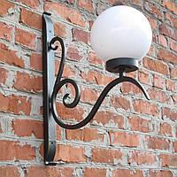 Кованый светильник, настенный, купить недорого.