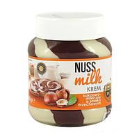 Шокаладная паста Nuss Milk орехово-молочная 400гр. Германия