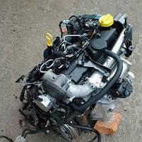Двигатель Renault Megane II Coupé-Cabriolet 1.5 dCi, 2007-2009 тип мотора K9K 734