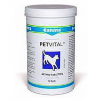 Canina PETVITAL Arthro-Tabletten - для собак при болезнях суставов (60 шт)