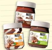 Паста шоколадно-ореховая Nuss Milk 400гр. Германия, фото 3
