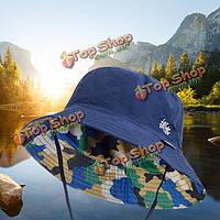 Naturehike унисекс летом анти-УФ шляпу на открытом воздухе складной рыбалки крышка FAST сухой шляпа туризм ведро шляпа