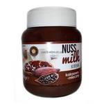 Паста шоколадно-молочная Nuss Milk 400гр. Германия, фото 2