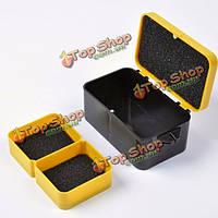 Приманки коробка мотыль приманка кейс для хранения живой свежей приманки коробка ящик для инструментов аксессуары передач