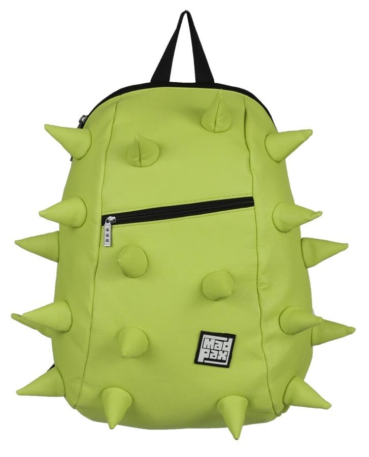 """Рюкзак """"Rex VE Full"""" Front Zipper Lime, цвет лайм - Madpax"""