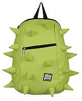 """Рюкзак """"Rex VE Full"""" Front Zipper Lime, цвет лайм - Madpax, фото 1"""