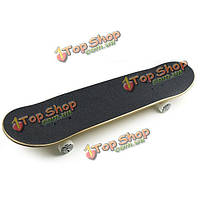 Eprocool Канада клена скейтборд журналы пу колеса 150кг Максимальная нагрузка скейтборд