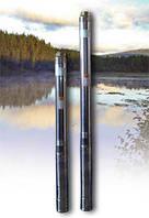 Погружной Струйный насос для скважин Omhi Aqwa Pompy 75 QJD-115- 0.37