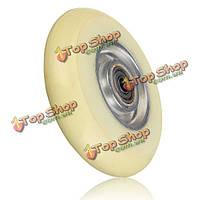 100мм сменное колесо флэш коньках катание на роликовых коньках конька обуви