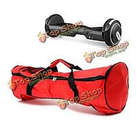 6.5-дюймов красная сумка сумка для 2 колеса баланса собственной смарт-электрический скутер одноколесном велосипеде