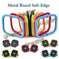 1 пара новый freeline катается на скейтборде driftboard охранники Edge покрытия силикона аксессуаров конька