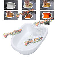 Последний электрический анион детоксикации ванна для ног машина ванна ведро аква отопление очистить спа Набор инструментов