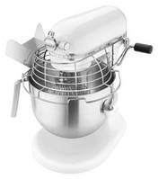 Планетарный миксер KitchenAid Professional 1.3 HP 5KSM7990XEWH белый Bartscher А1500510