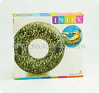 Надувной круг Intex Transparent Tube (58265) 119 см