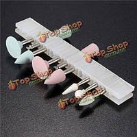Стоматологическая зуба светового отверждения набор для полировки ра 0309 низкоскоростной полотер