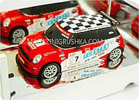 Машинка на радиоуправлении Mini Cooper MJX 8111A