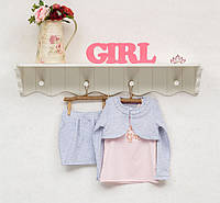 Комплект для девочки ТМ Фламинго, стрейч-кулир (артикул 899-416)