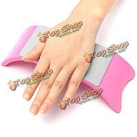 Удобная для ногтей салон маникюра руки подушку рукой держатель подушки маникюрные принадлежности