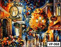 Картина на холсте по номерам VP 068 40x50см