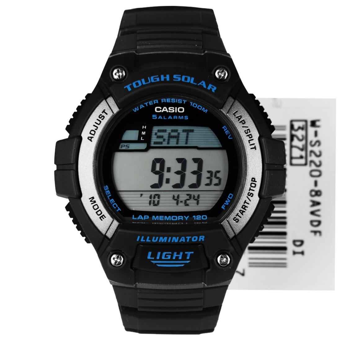 Часы Casio W-S220-8A