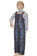 Полукомбинезон зимний  98-104-110 см