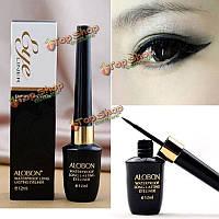 Alobon водонепроницаемый черный карандаш для глаз жидкость красота comestics Eye Liner 12мл макияж инструмент