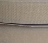 Лента липучка 20 мм.бежевая №278(25 м)(24 компл.в ящ)