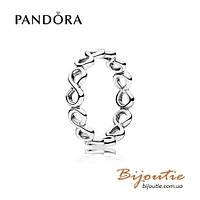 Pandora кольцо ВЕЧНАЯ ЛЮБОВЬ  №190994 серебро 925 Пандора оригинал