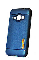 Чехол на заднюю крышку Motomo для iPhone 5 Dark Blue
