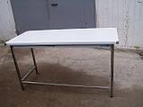 Столы из нержавейки, фото 3