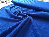 Флис ярко-синий, электрик