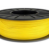 ABS-пластик (AБС-нить), 0.5кг, Желтый