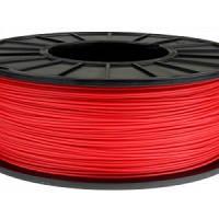 ABS-пластик (AБС-нить), 0.75кг, Красный