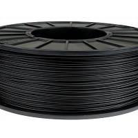 ABS-пластик (AБС-нить), 0.75кг, Черный