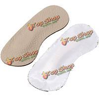 2 пары мягкой свиной кожи уход за кожей каблук обуви протектор подушки для ног